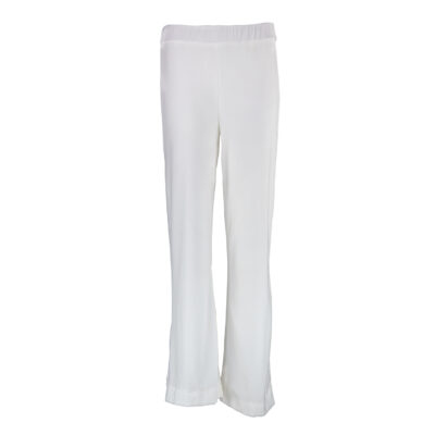 Velvet (sweat)Pants – White