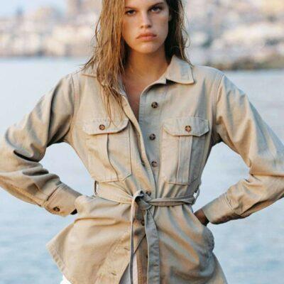 The Jeffery Parka Jacket