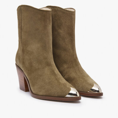 Romee Rose Ankle Boots