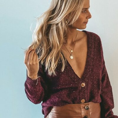 Lauren Short Cardigan