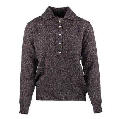 Charlie Polo Sweater