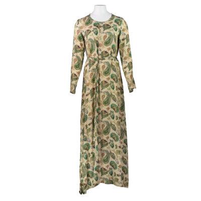 Astrid Round Neck Dress