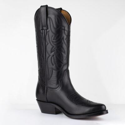 Western Boot – Black