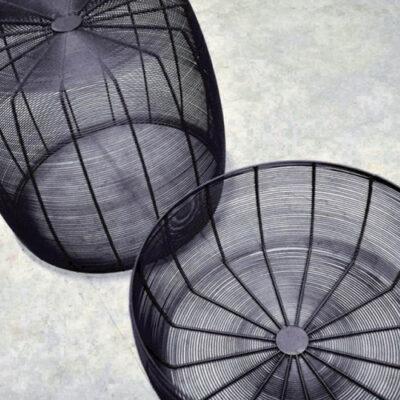 Black Dora Basket