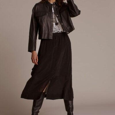 Nali Skirt – Blackish