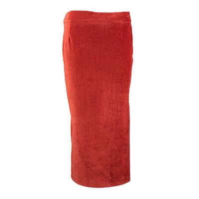 Caroline Skirt – Terracotta