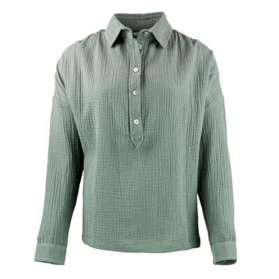 Nilan Shirt – Khaki