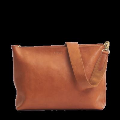Olivia – Full Leather Shoulder Strap