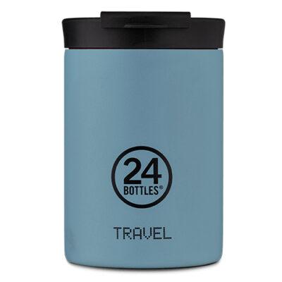 Travel Tumbler Powder Blue