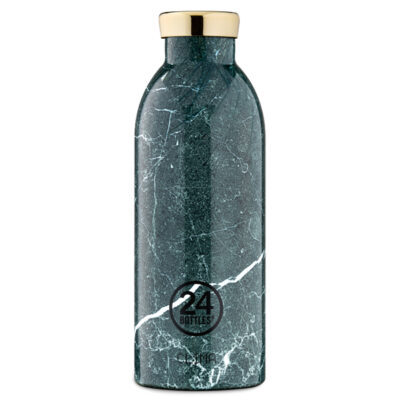 Clima Bottle Green Marble – 500ml