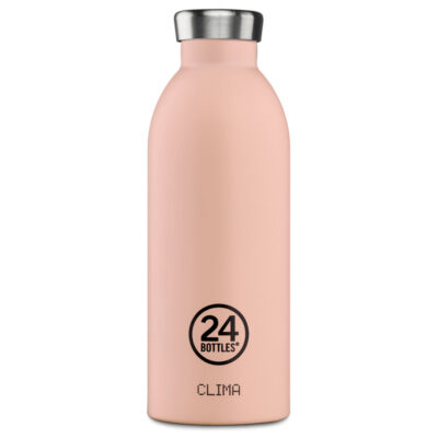 Clima Bottle Dusty Pink – 500ml
