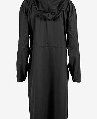 Rains Noon Coat Black