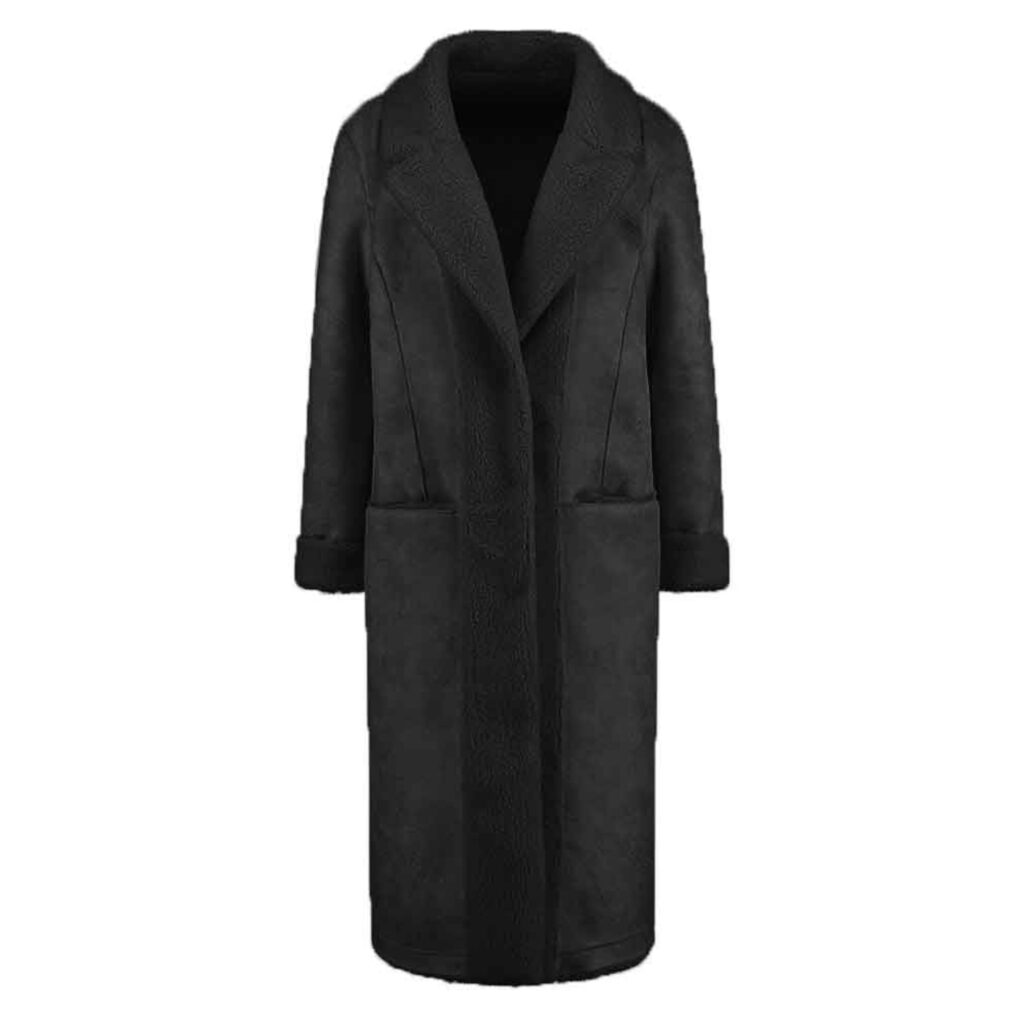 Midnight Coat Black