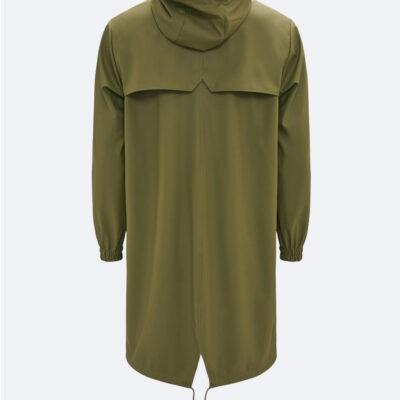 Rains Parka Coat Sage