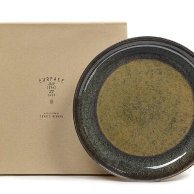 Surface Bowl Indi Grey 32cm
