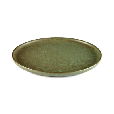 Surface Plate Camo Green 21cm