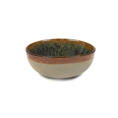 Surface Bowl Indi Grey 11cm