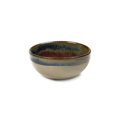 Surface Bowl Rusty Brown 9cm