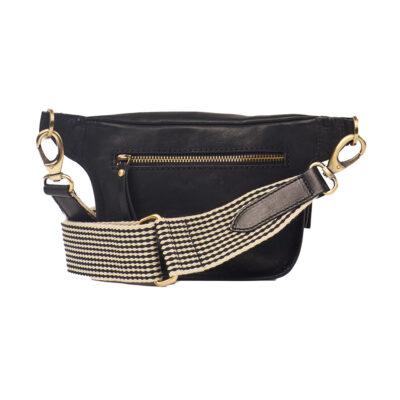 Becks Bum Bag Black