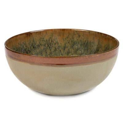 Surface Bowl Indi Grey 23cm