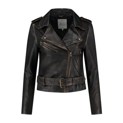 Marly Biker Black