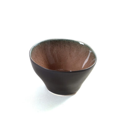 Set of 4 Small Pure Bowls Brown