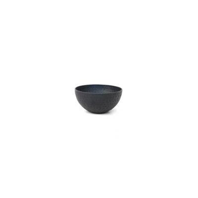 Small Matt Black Moon Bowl