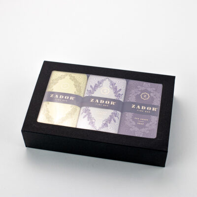 Giftset Almond Lavender Grape