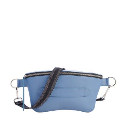 Neufmille XL Belt Bag Blue Denim