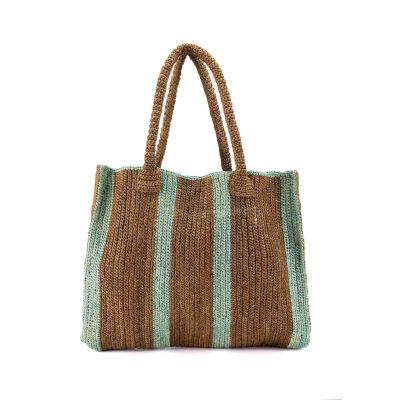 Raffia Bag Weekender