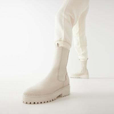 Fae Adams Desert Chelsea Boots