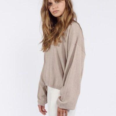 Daria Cotton Cash Sweater