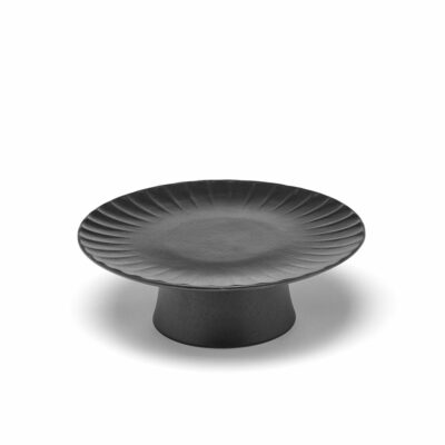 Inku Medium Cake Stand Black
