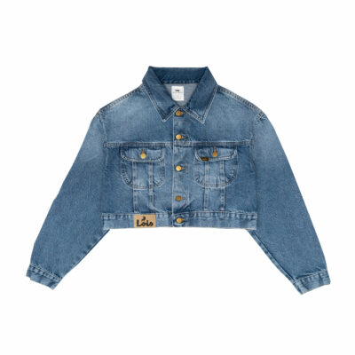 Torero Daddy Jeans Jacket