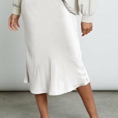 Berlin Skirt Ivory