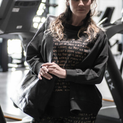 Kia Sweater Black