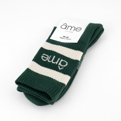 Diego Socks Dark Green