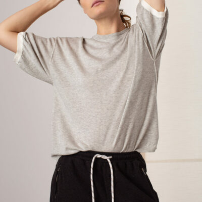 Caly Knitted Top