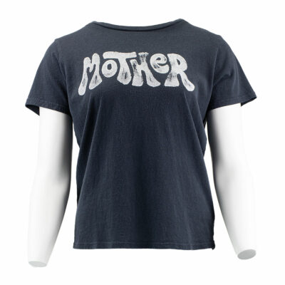 Mother Tee Faded Black