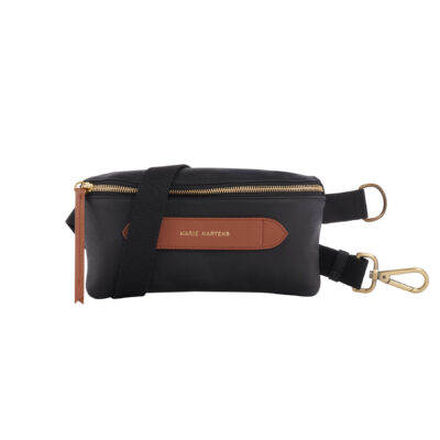 Coachella Black Brass Belt Bag