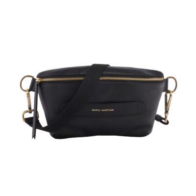 Neufmille Black Brass XL Belt Bag