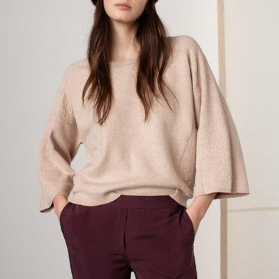 Nash Powder Sweater
